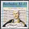 Barbados SG1195 2001 250th Anniversary of George Washington's Visit to Barbados $1.15 good/fine used